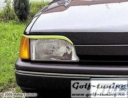 Ford Fiesta 88-94 Ресницы на фары