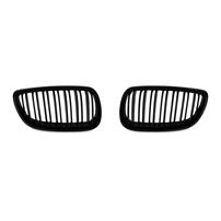BMW 3er E92 2006-2010 Решетки радиатора (ноздри) глянцевые