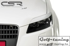 Audi Q7 05-09 Реснички на фары
