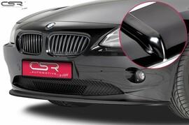 BMW Z4 E85/E86 06-08 Накладка на передний бампер Cupspoilerlippe глянцевая