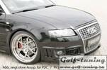 Audi A4 8H 02-05 Cabrio Передний бампер new Design
