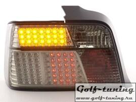 BMW E36 Седан Фонари светодиодные, тонированные