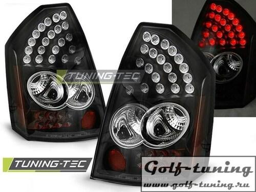 Chrysler 300C 05-10 Фонари светодиодные, черные
