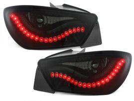 Seat Ibiza 6J 08-12 3Дв Хэтчбек Фонари светодиодные, тонированные