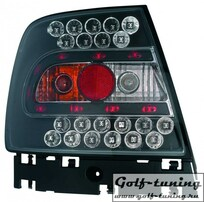 Audi A4 B5 95-00 Фонари светодиодные, черные