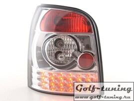 Audi A4 B5 95-00 Универсал Фонари светодиодные, хром