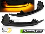 AUDI A6 C7 11-18 Светодиодные динамические поворотники в корпус зеркала