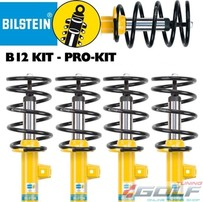 VW Golf 7/Seat Leon ST/Skoda Octavia(d55mm) 12- Комплект подвески Eibach Pro-Kit B12 с занижением -30/40мм