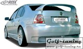 "VW Bora Пороги ""GT4"""