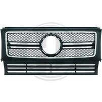 Mercedes W463 90-15 Решетка радиатора G55 черная