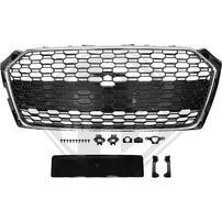 Audi A5 16- Решетка радиатора в стиле RS5