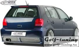 VW Polo 6N2 Бампер задний GT4