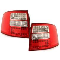 Audi A6 C5 97-04 Универсал Фонари светодиодные, красно-белые