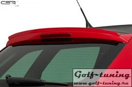 Kia Ceed 12-18 Lip Спойлер на крышку багажника