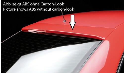 Audi A4 B5 95-01 Седан Козырек на заднее стекло Carbon Look