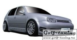 VW Golf 4 Бампер передний GT 5 Style