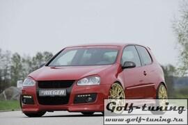 VW Golf 5 GT / GTI / VW Jetta 5 Спойлер переднего бампера