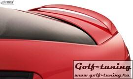 "Skoda Octavia 3 /5E Седан Спойлер на крышку багажника в стиле ""RS-Look"""