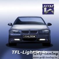 BMW E90 05-08 Дневные ходовые огни JOM