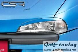 Opel Tigra A 94-00 Реснички на фары