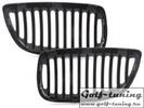 BMW E92/E93 06-08 Решетки радиатора (ноздри) черные, глянцевые