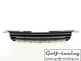 VW Lupo 6X 98-05 Решетка радиатора без значка Carbon Look