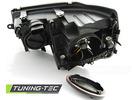 VW T5 GP 09-15 Фары original xenon Look smoke black