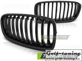 BMW F30 / F31 10- Решетки радиатора (ноздри) черные, глянец