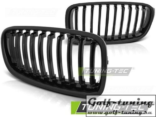 BMW F30 / F31 10-18 Решетки радиатора (ноздри) глянцевые