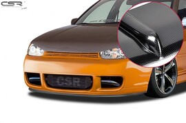 VW Golf 4 R32 Накладка на передний бампер Carbon Look