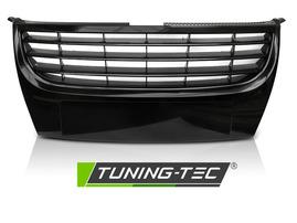 VW TOURAN 06-10 Решетка радиатора без значка глянцевая