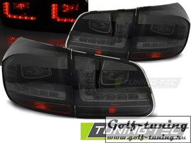 VW Tiguan 11-15 Фонари светодиодные, тонированные