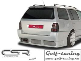 VW Golf 3 Универсал Бампер задний X-Line design