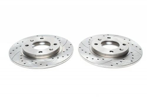 Citroen / Peugeot Комплект спортивных тормозных дисков