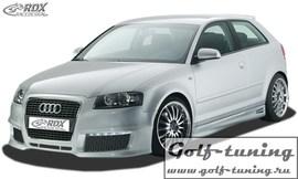 "Audi A3 8P 03-05 Бампер переднй ""SingleFrame Design 2"""