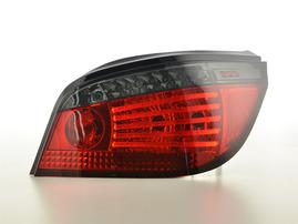 BMW 5er E60 Седан 08-09 Фонари светодиодные красно- тонированные