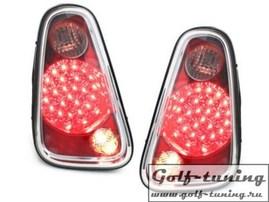 Mini Cooper 03- Фонари светодиодные, красные