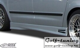 "Seat Alhambra / VW Sharan 96-06 Пороги ""GT4"""