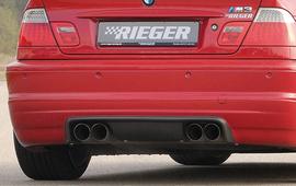 BMW E46 M3 Купе/Кабрио Глушитель Eisenmann