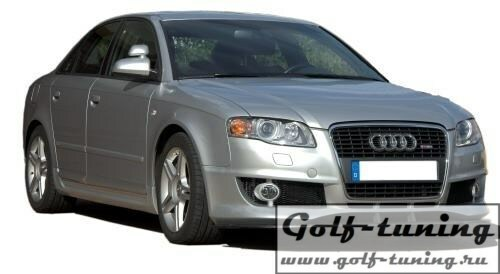 Audi A4 B7 Передний бампер