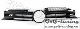 VW Golf 6 Решетка радиатора R20