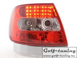 Audi A4 B5 95-00 Седан Фонари светодиодные, красные