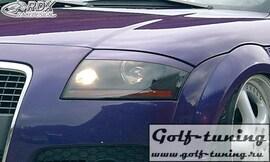 Audi TT 8N Ресницы на фары