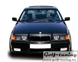 BMW E36 Ресницы