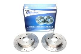 Nissan Primera Traveller Комплект спортивных тормозных дисков