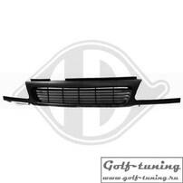 Opel Astra F 94-98 Решетка радиатора без значка черная