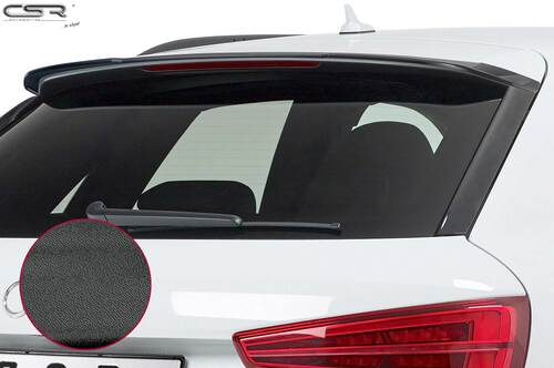 Audi Q3 (8U)  11-18 Спойлер на крышку багажника