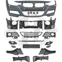 BMW F30 11-15 Седан/Универсал Передний бампер
