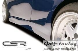 Opel Tigra A 94-00 Накладки на пороги