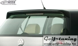 VW Golf 4 Спойлер на крышку багажника